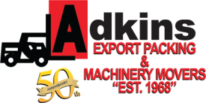 Adkins Export Packing & Machinery Movers
